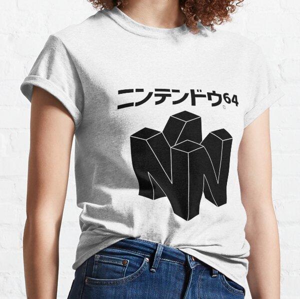 Nintendo Japanes Classic T-Shirt