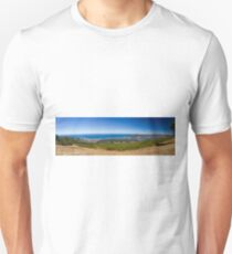 A view with a content T-Shirt