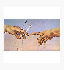 Sistine Chapel Joint Photographic Print