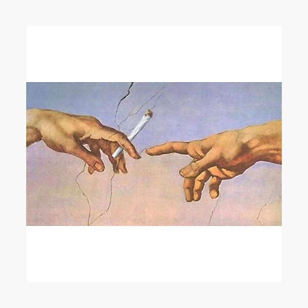 Sistine Chapel Joint Photographic Print