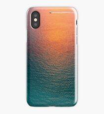 Sunsetting Ocean iPhone Case