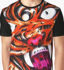 KP UNIQUE TIGER Graphic T-Shirt