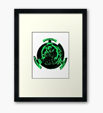 The Scion Framed Print