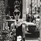 Breakfast at Tiffany's - Audrey Hepburn by acifuentes