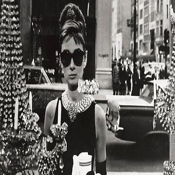 Breakfast at Tiffany's - Audrey Hepburn by acifuentes