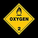 Warning Oxygen 2 by Rupert Russell