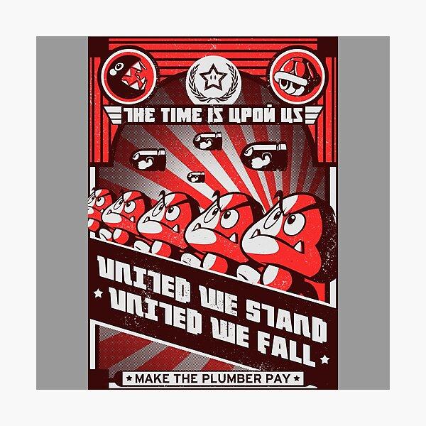 United We Stand Photographic Print