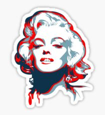 Marilyn  Sticker