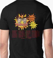 ViDiOTS 2016-2017 World Tour Print (#TeamTash Fundraiser) T-Shirt