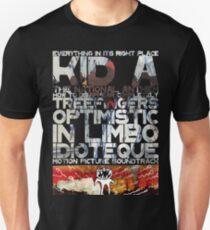 Radiohead - Kid A Unisex T-Shirt
