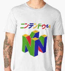 Nintendo Japanese Men's Premium T-Shirt
