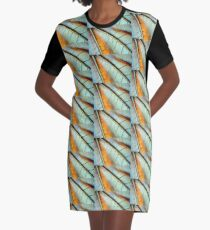 You're So Vein Graphic T-Shirt Dress
