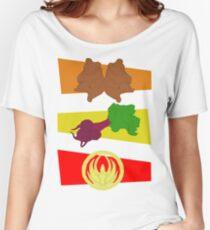 Bears. Beets. Battlestar Galactica. Women's Relaxed Fit T-Shirt