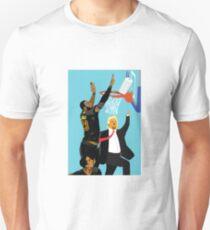 Bum (Alternate Blue) Unisex T-Shirt