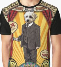 LeRoy the Dog-Face Boy: Vintage Sideshow Poster Graphic T-Shirt