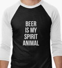 Beer Is My Spirit Animal T-Shirt T-Shirt