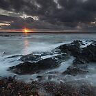 johnshaven sunrise by codaimages