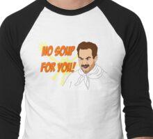 Soup Nazi Men's Baseball ¾ T-Shirt