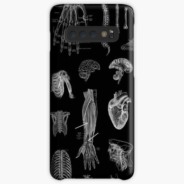 Vintage Anatomy Print  Samsung Galaxy Snap Case