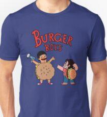 Burgers Boys Unisex T-Shirt