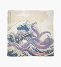 Die großen Ultros aus Kanagawa Tuch