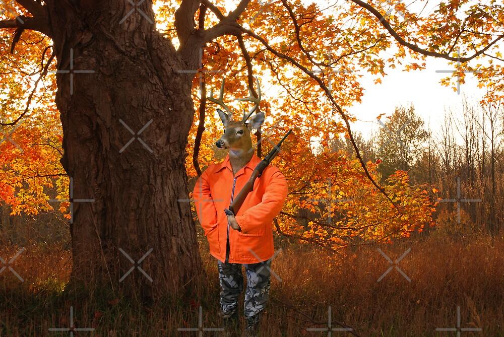 Deer Hunter by Maria Dryfhout