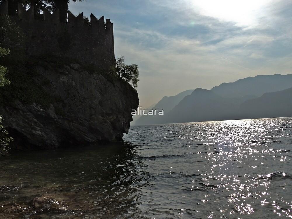 lake by alicara