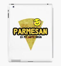 Parmesan Is My Anti-Drug iPad Case/Skin