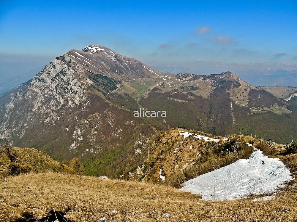 Top   Mountains Italy Veneto by alicara