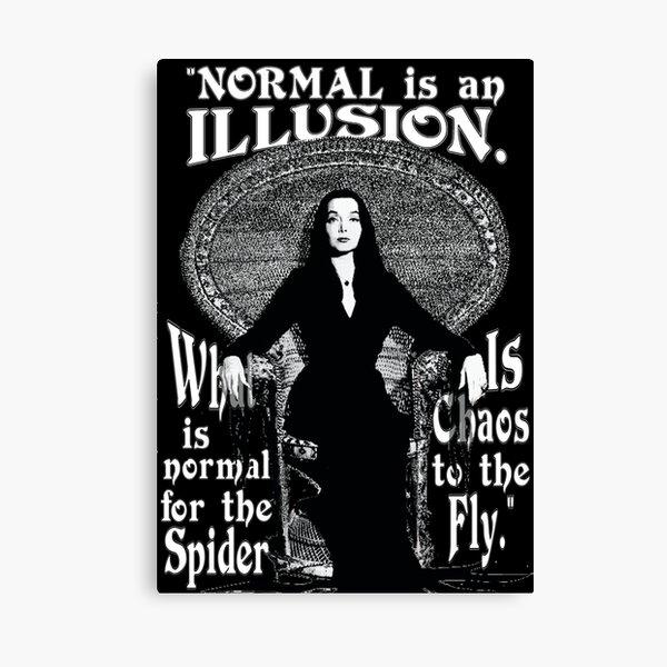 Addams Familie Leinwanddruck