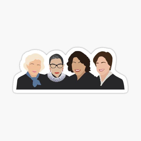 The Supremes Sticker
