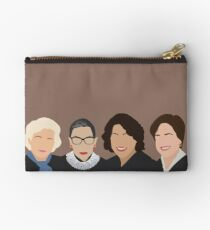 The Supremes Zipper Pouch