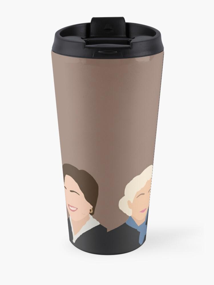 Alternate view of The Supremes Travel Mug