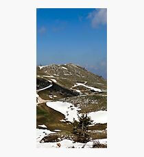 montagne Photographic Print