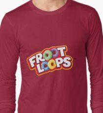 Froot Loops logo Long Sleeve T-Shirt