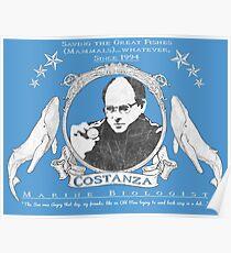 Costanza- Marine Biologist Poster