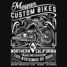 Mayan Custom Bikes by Punksthetic