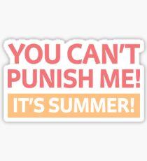 It's Summer Sticker