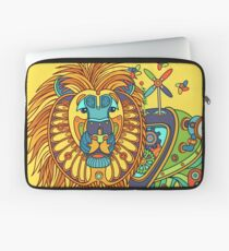 Lion, from the AlphaPod collection Laptop Sleeve