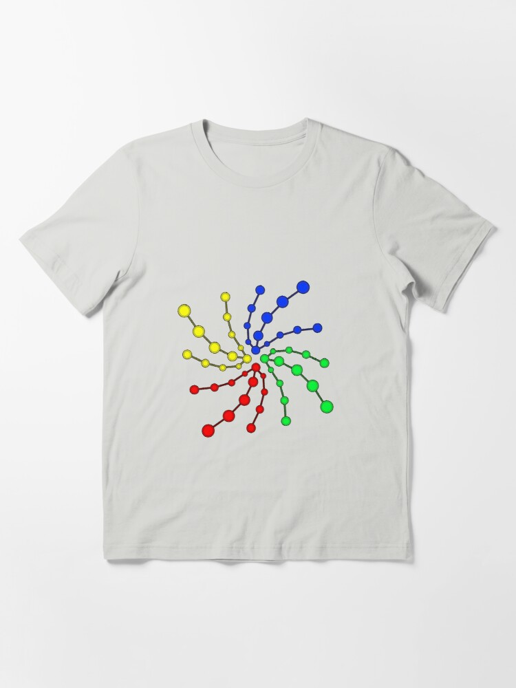 Alternate view of Lots of Dots Essential T-Shirt