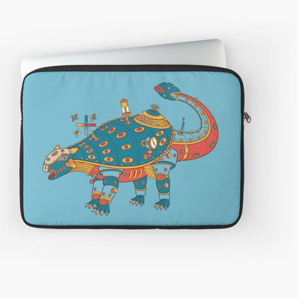 Dinosaur, from the AlphaPod collection Laptop Sleeve