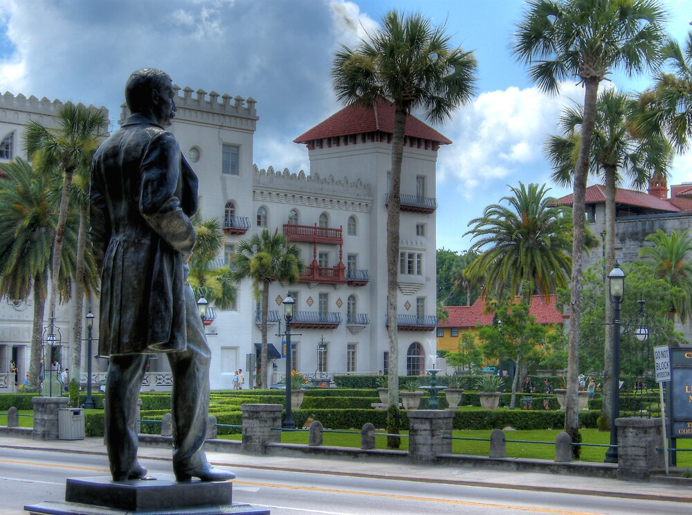 Historic St. Augustine, Florida by russfr