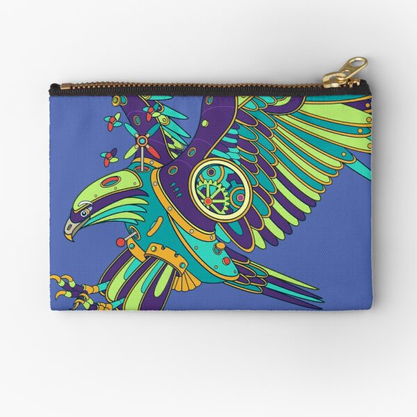 Eagle, from the AlphaPod collection Zipper Pouch