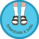 Birkenstocks & Socks  by zlapr
