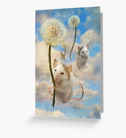 Dandemouselings Greeting Card