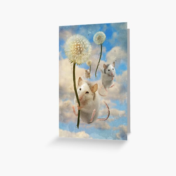 Dandemouselings Greeting Card