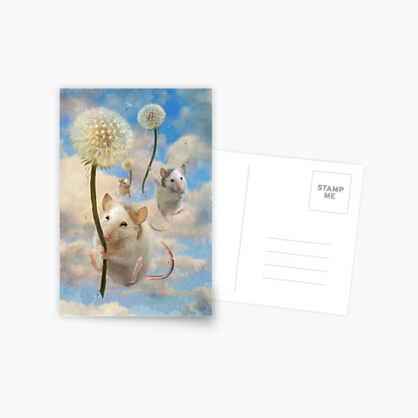 Dandemouselings Postcard