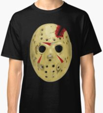 Friday 13th Jason Voorhees mask Classic T-Shirt