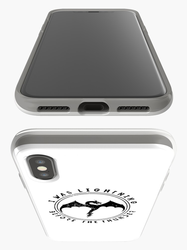 Alternate view of Imagine Dragons Thunder iPhone Case & Cover