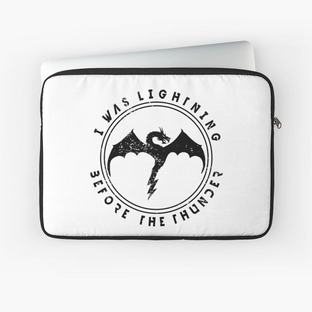 Imagine Dragons Thunder Laptop Sleeve